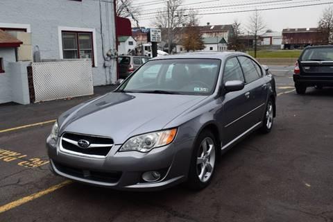2009 Subaru Legacy for sale at L&J AUTO SALES in Birdsboro PA