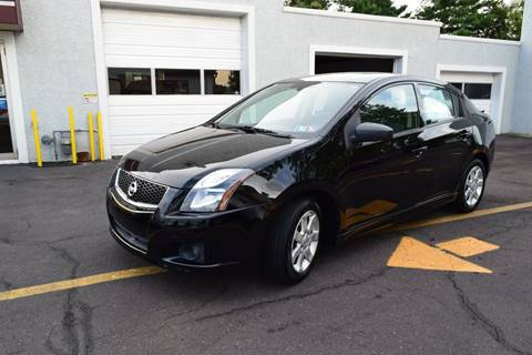 2010 Nissan Sentra for sale at L&J AUTO SALES in Birdsboro PA