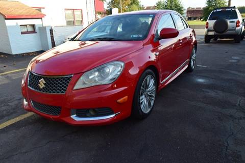 2012 Suzuki Kizashi for sale in Birdsboro, PA