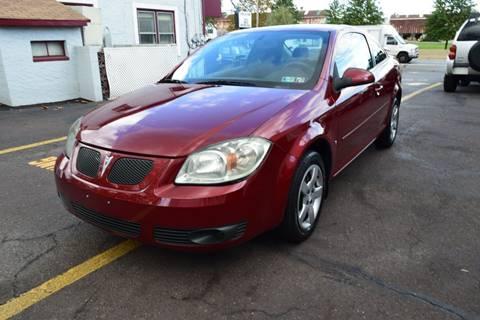 2009 Pontiac G5 for sale at L&J AUTO SALES in Birdsboro PA