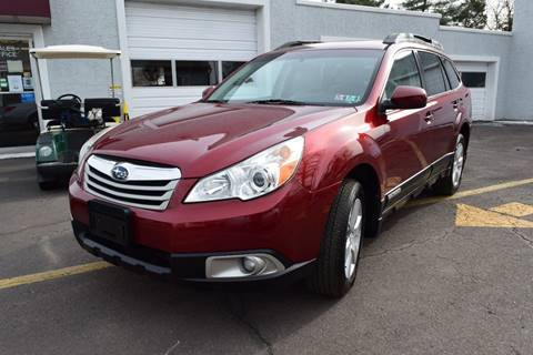 2011 Subaru Outback for sale at L&J AUTO SALES in Birdsboro PA