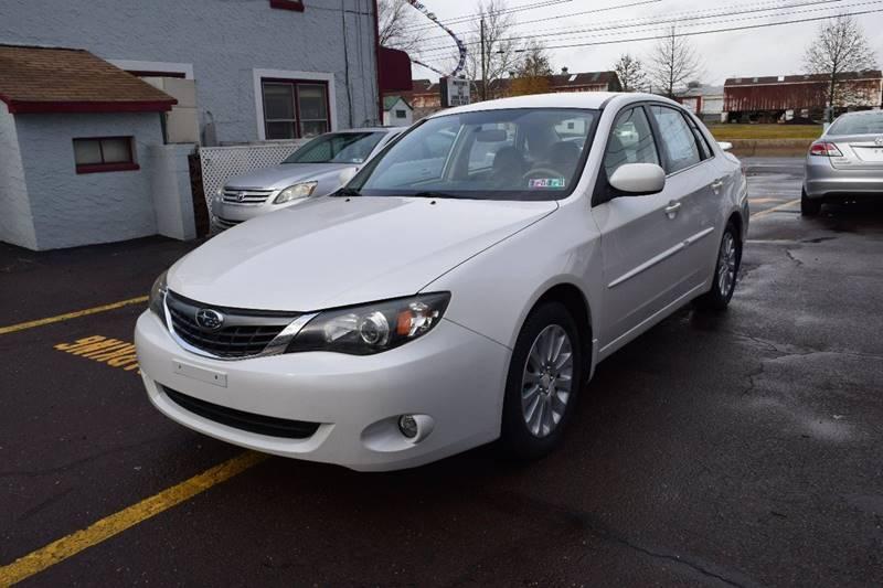 2008 Subaru Impreza 2.5i (image 2)