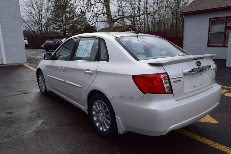 2008 Subaru Impreza 2.5i (image 4)