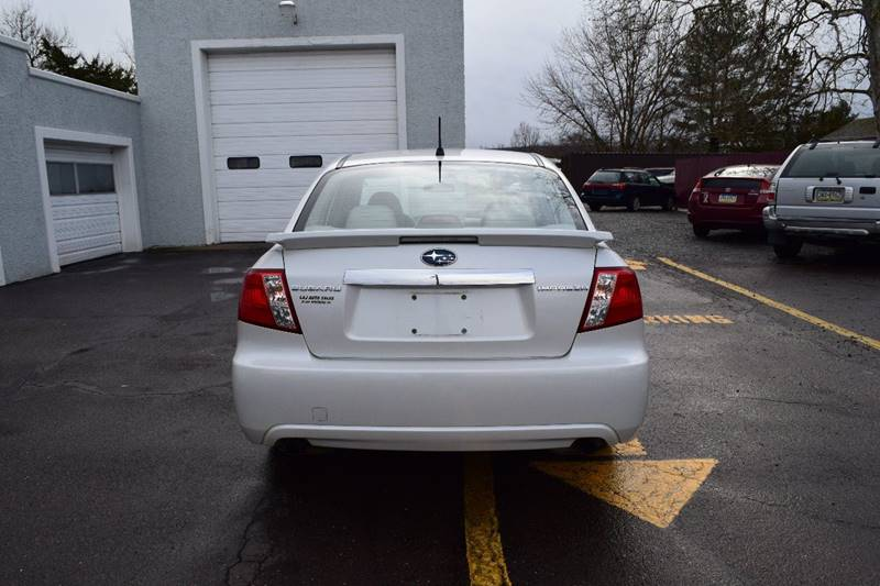 2008 Subaru Impreza 2.5i (image 5)
