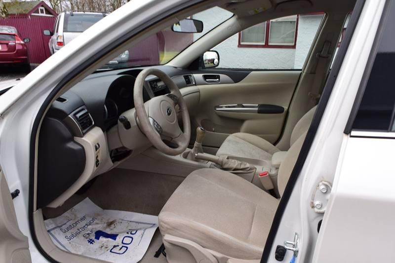 2008 Subaru Impreza 2.5i (image 11)