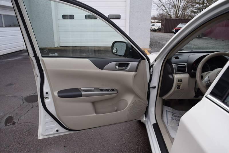 2008 Subaru Impreza 2.5i (image 12)
