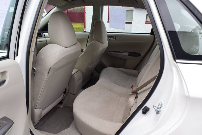 2008 Subaru Impreza 2.5i (image 13)