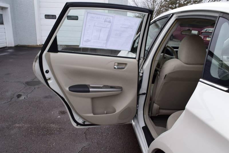 2008 Subaru Impreza 2.5i (image 14)