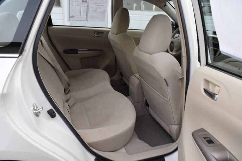 2008 Subaru Impreza 2.5i (image 16)
