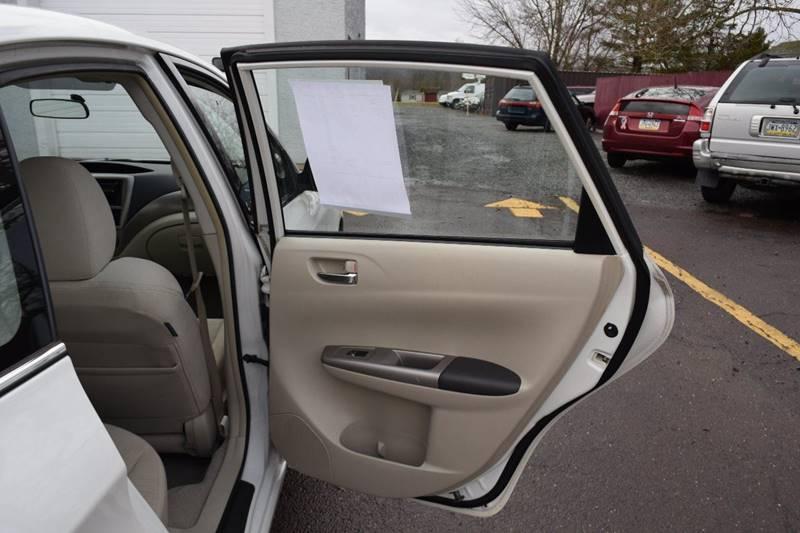 2008 Subaru Impreza 2.5i (image 17)