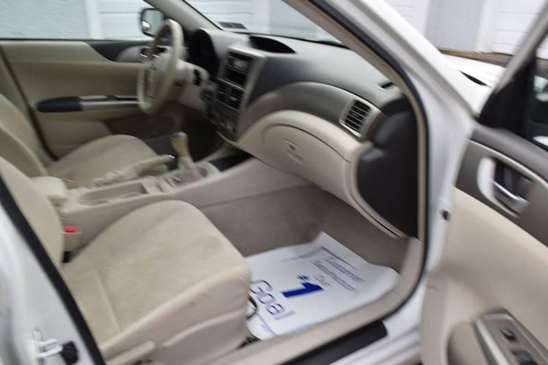 2008 Subaru Impreza 2.5i (image 18)
