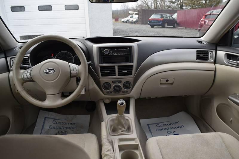 2008 Subaru Impreza 2.5i (image 20)