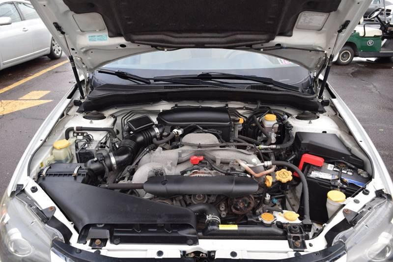 2008 Subaru Impreza 2.5i (image 22)