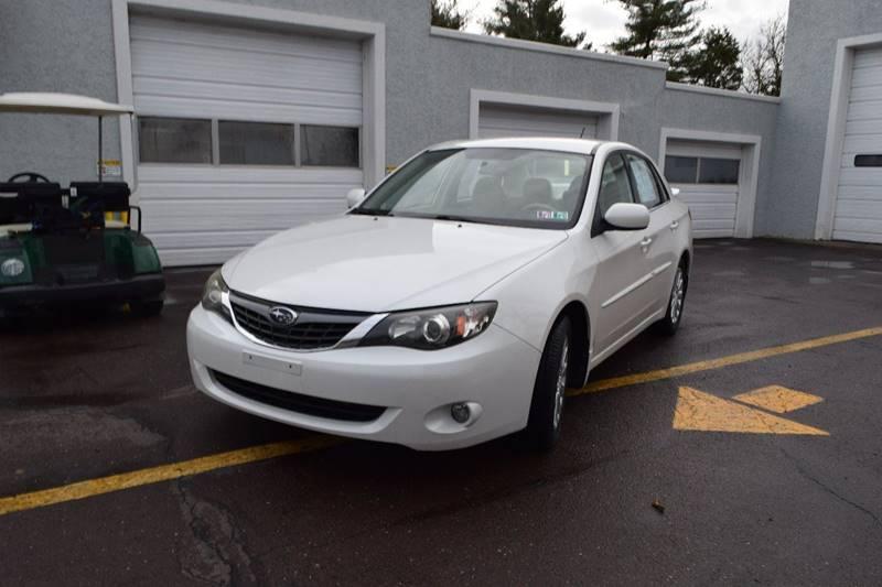 2008 Subaru Impreza 2.5i (image 27)