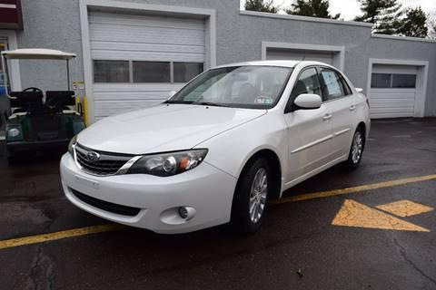 2008 Subaru Impreza for sale at L&J AUTO SALES in Birdsboro PA