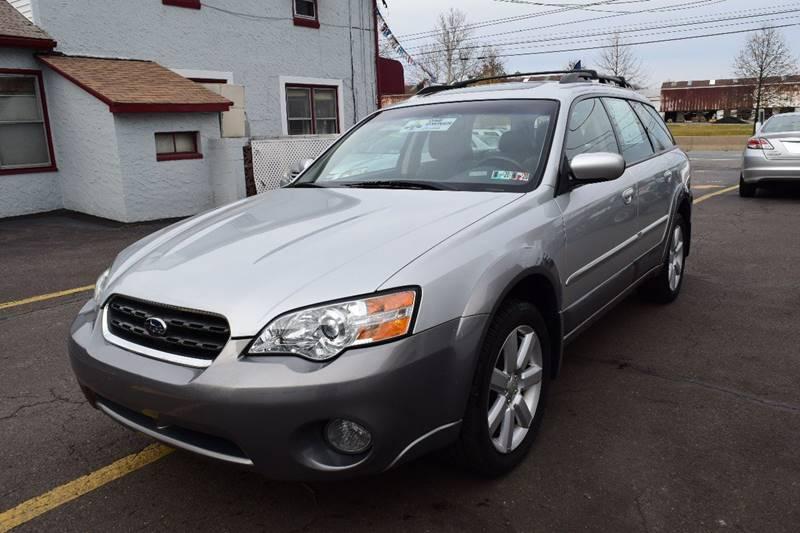 2006 Subaru Outback 2.5i Limited (image 1)