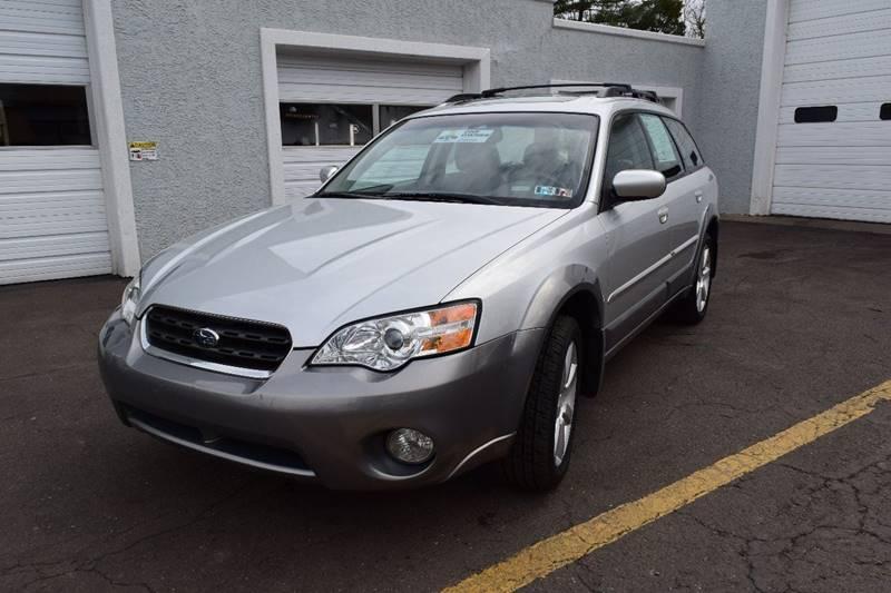 2006 Subaru Outback 2.5i Limited (image 2)