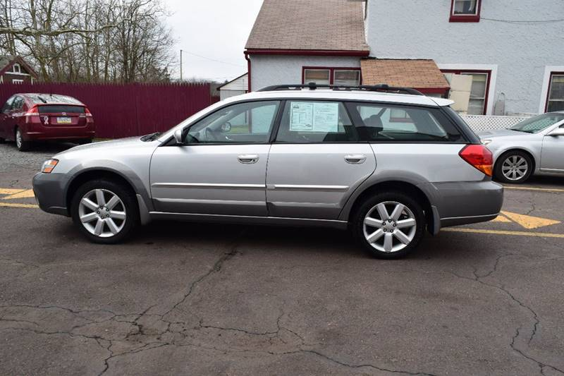 2006 Subaru Outback 2.5i Limited (image 4)