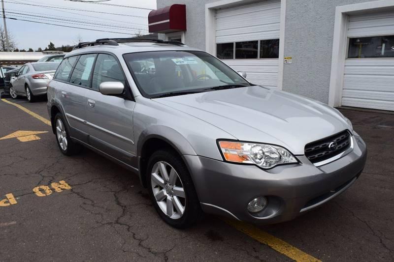 2006 Subaru Outback 2.5i Limited (image 9)