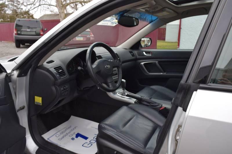 2006 Subaru Outback 2.5i Limited (image 13)