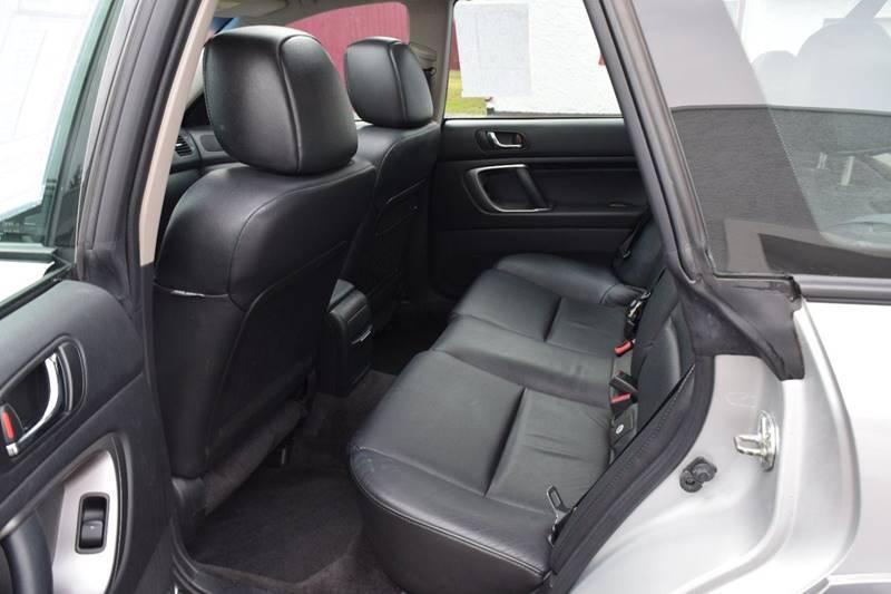 2006 Subaru Outback 2.5i Limited (image 15)