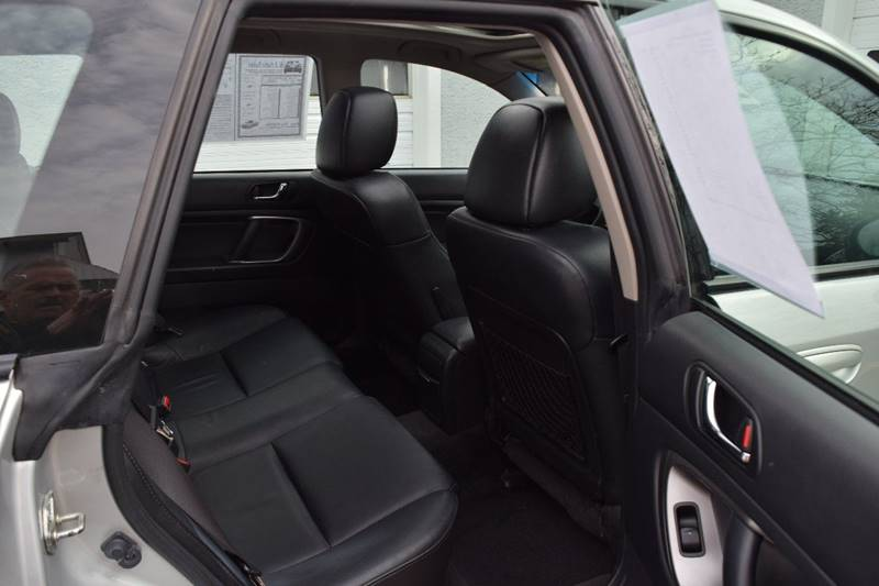 2006 Subaru Outback 2.5i Limited (image 17)