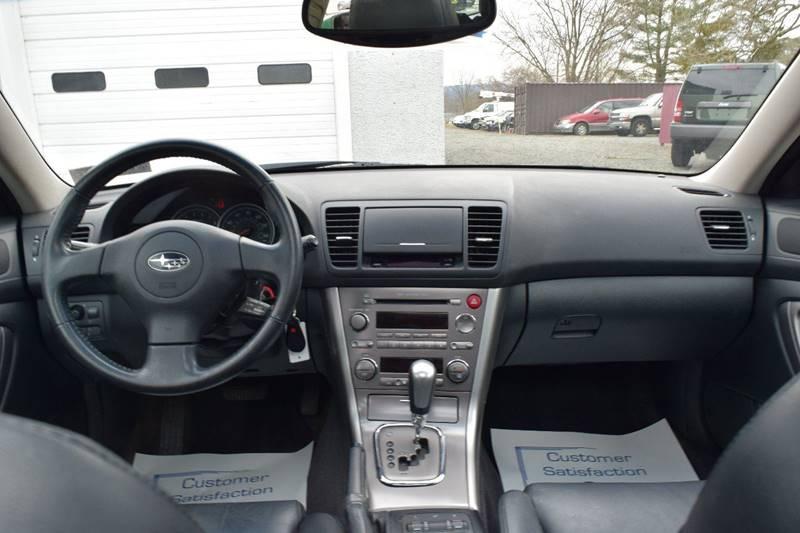 2006 Subaru Outback 2.5i Limited (image 26)
