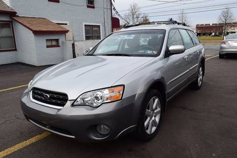 2006 Subaru Outback 2.5i Limited for sale at L&J AUTO SALES in Birdsboro PA