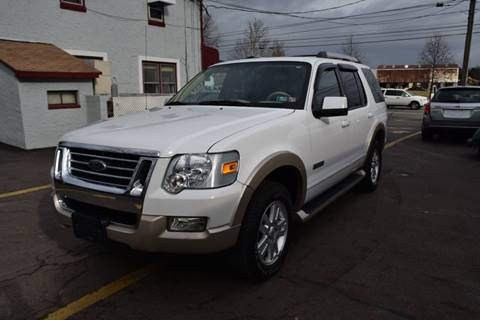2006 Ford Explorer Eddie Bauer for sale at L&J AUTO SALES in Birdsboro PA