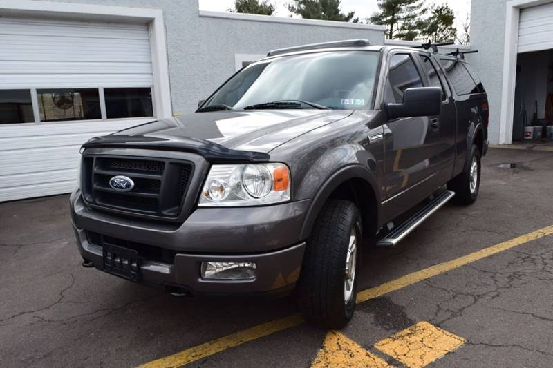 2005 Ford F-150 FX4 (image 2)