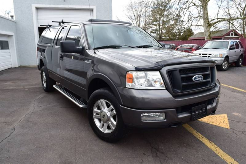 2005 Ford F-150 FX4 (image 3)