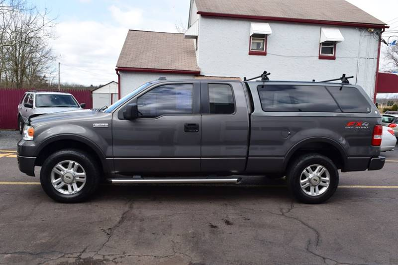 2005 Ford F-150 FX4 (image 4)