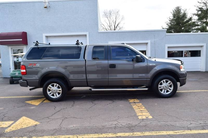 2005 Ford F-150 FX4 (image 8)
