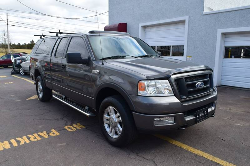2005 Ford F-150 FX4 (image 9)