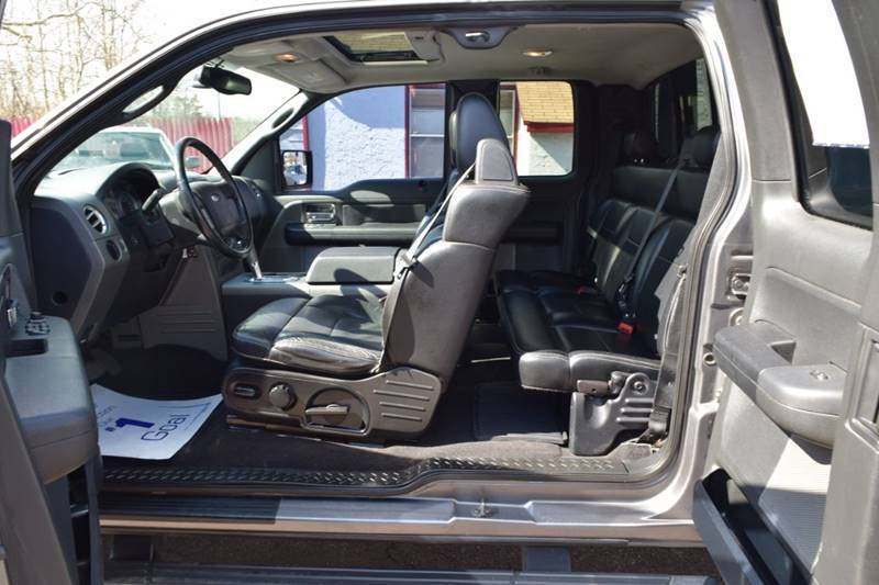 2005 Ford F-150 FX4 (image 16)