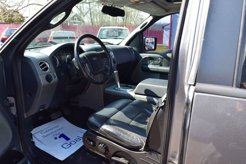 2005 Ford F-150 FX4 (image 18)