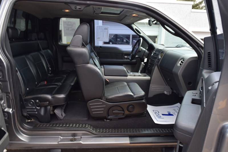 2005 Ford F-150 FX4 (image 24)