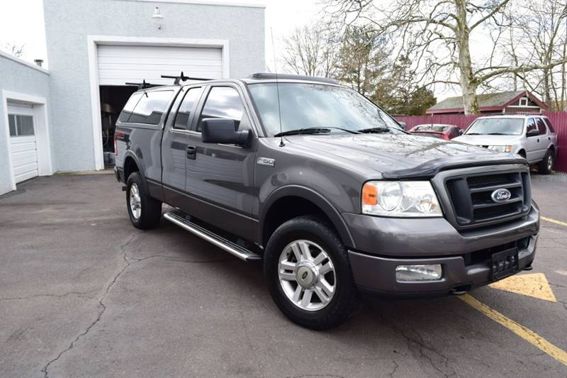 2005 Ford F-150 FX4 (image 34)