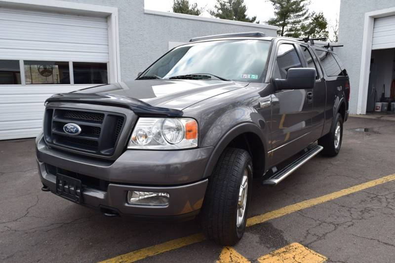 2005 Ford F-150 FX4 (image 35)