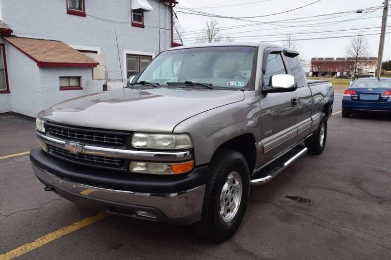 1999 Chevrolet Silverado 1500 LS (image 2)