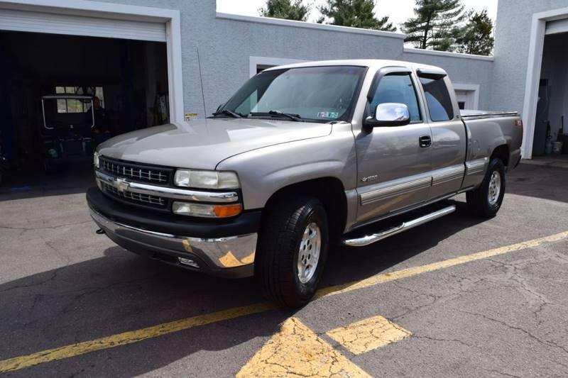 1999 Chevrolet Silverado 1500 LS (image 3)