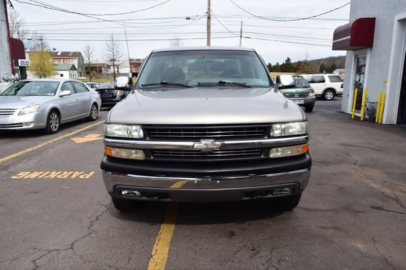 1999 Chevrolet Silverado 1500 LS (image 10)
