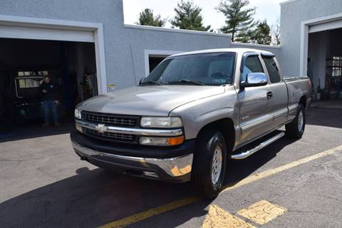 1999 Chevrolet Silverado 1500 LS for sale at L&J AUTO SALES in Birdsboro PA