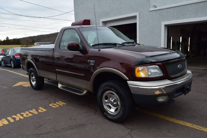 2001 Ford F-150 XLT (image 9)