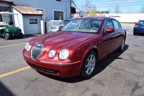 2005 Jaguar S-Type for sale at L&J AUTO SALES in Birdsboro PA