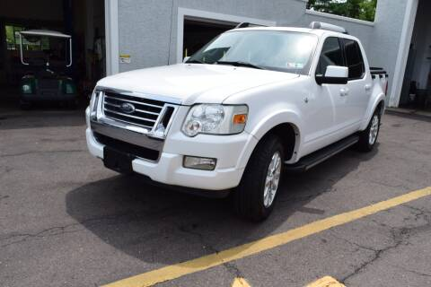 2007 Ford Explorer Sport Trac for sale at L&J AUTO SALES in Birdsboro PA