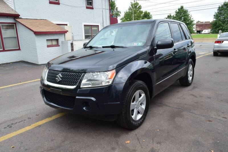 2011 Suzuki Grand Vitara for sale at L&J AUTO SALES in Birdsboro PA
