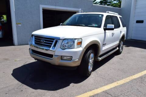 2007 Ford Explorer for sale at L&J AUTO SALES in Birdsboro PA