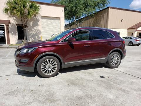2017 Lincoln MKC for sale in Orlando, FL