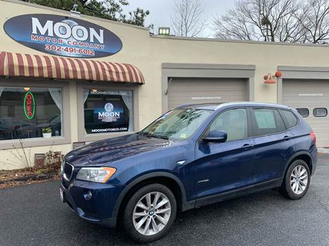 2013 BMW X3 for sale in Milford, DE